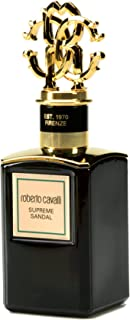 Roberto Cavalli Supreme Sandal Perfume, Unisex - 3.4 oz - Clear
