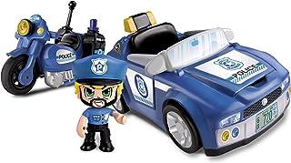 Pinypon Action - Policía Vehículos de Acción (Famosa 700014495)