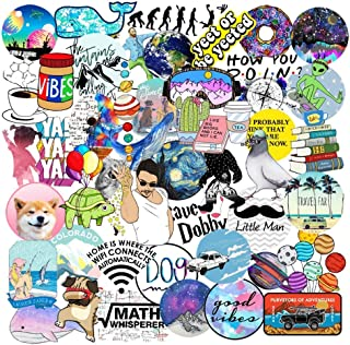Guitar Electronic Organ Vinyl Waterproof Stickers for Personalize Laptop NEULEBEN Band Stickers 100 Pcs Rock and Roll Music Stickers Piano Skateboard Luggage Graffiti Decals Helmet