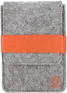 Leef Men's RFID Wallet, Orange