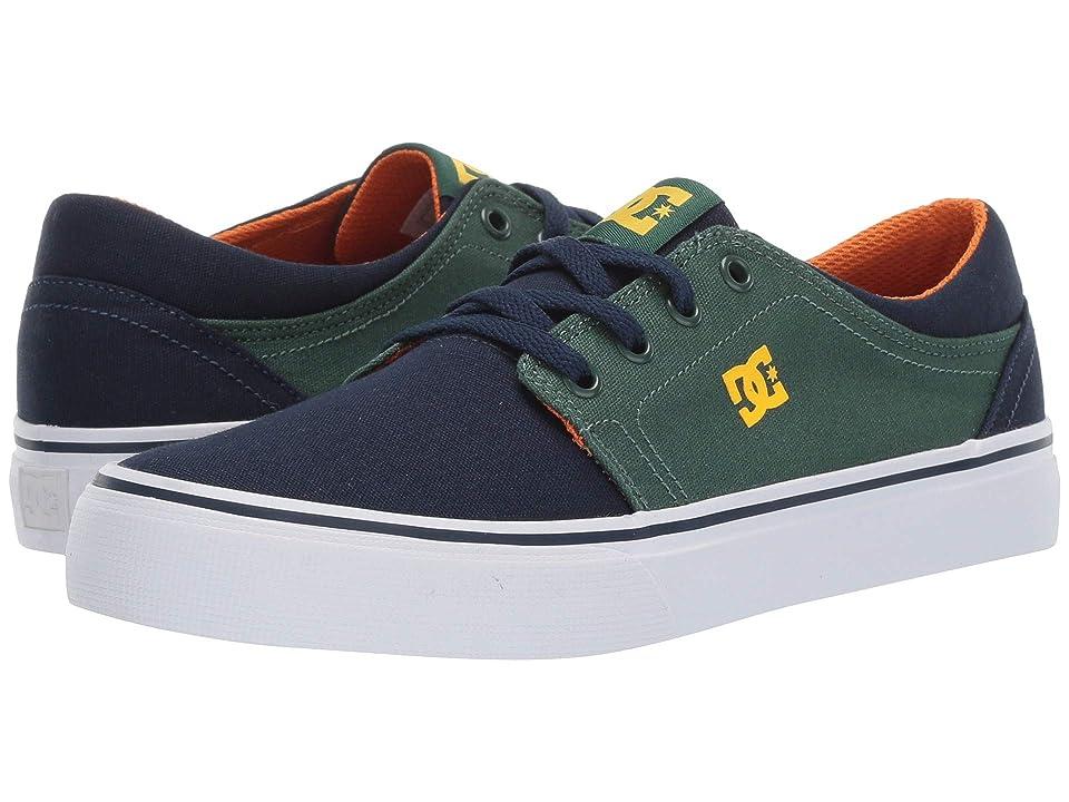 DC Kids Trase TX (Little Kid/Big Kid) (Multi) Boys Shoes