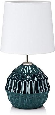 Compactor Home DRA3278007 Lampe, Céramique, Multicolore, 20cm X 20cm