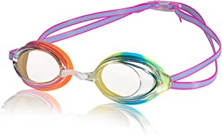 Nabevin Swim Goggles for Men and Women–Anti-Fog Racing...