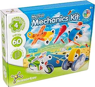 Science4you-Mi Mi primer kit de mecánica, juguete educativo y cientifico, Multicolor (80002084) , color/modelo surtido