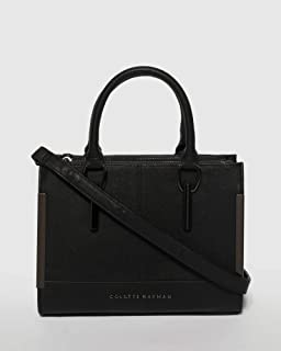 Black Premium Stef Mini Tote Bag