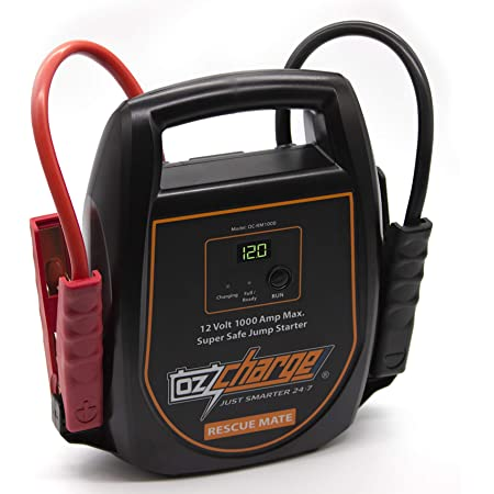 autowit SperCap 2 Lite 12-Volt Battery-Less Portable Jump Starter 10 Years Lifespan No Need of Regular Charge Up to 5.0L Gas, 3.5L Diesel Engine Extremely Weather Operating Built-in SuperCap