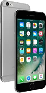 Apple iPhone 6S Plus, 128GB, Gray - for AT&T/T-Mobile (Renewed)