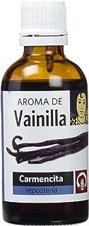 Carmencita Aroma de Vainilla - 10 Paquetes de 1 x 50 ml - Total: 500 ml