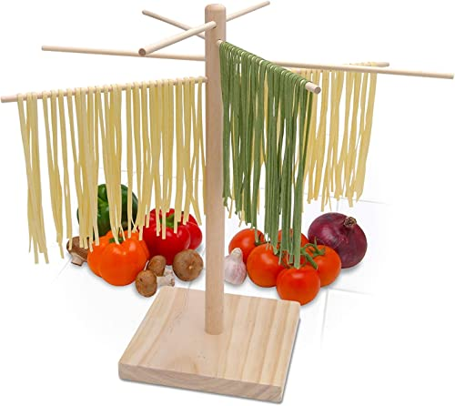 Bellemain Large Wood Pasta Drying Rack product image
