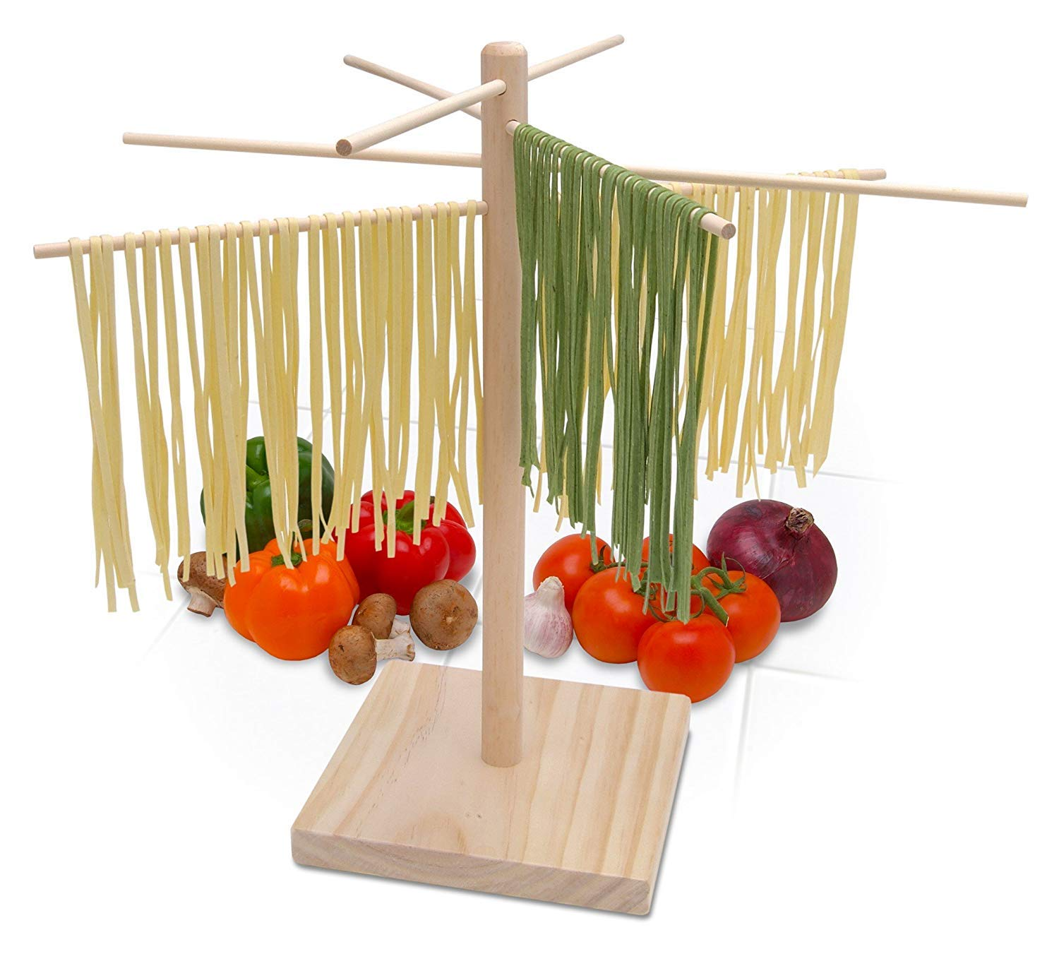 Bellemain Large Wood Pasta Drying