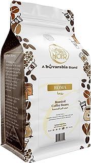 Kava Noir - Roma, Roasted Coffee Beans, Medium Dark Roast,1Kg