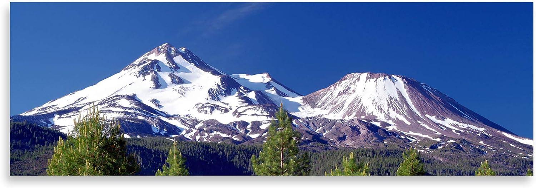 Gango Home Décor Mt. Shasta High order Morning Max 47% OFF Fine Art I Vista Photogr