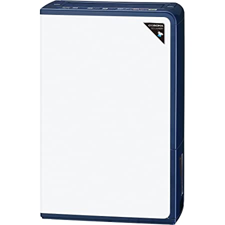 CORONA(コロナ) 衣類乾燥除湿機 除湿量10L(木造11畳・鉄筋23畳まで) エレガントブルー CD-H10A(AE)