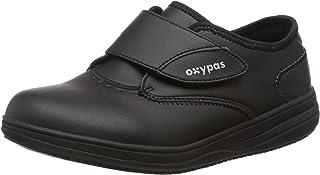 Oxypas Medilogic Emily Slip-resistant, Antistatic Nursing Shoe, Black (Blk), 8 UK (42 EU)