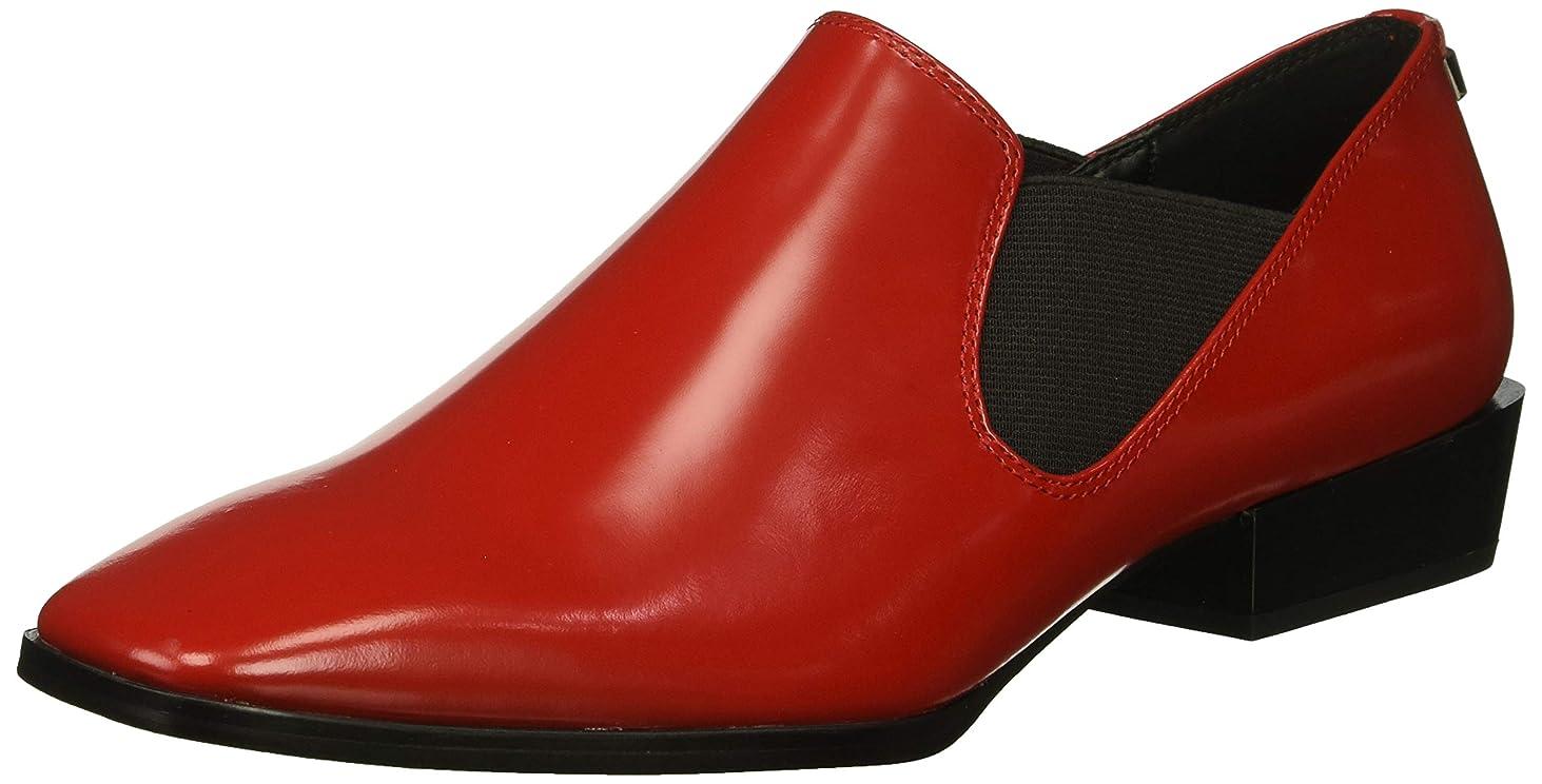 任命するタイプライター契約する[Calvin Klein] レディース US サイズ: 7.5 M US カラー: レッド