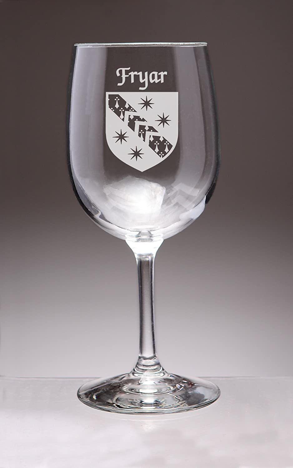 Fryar Challenge the lowest price Irish Coat Animer and price revision of Arms Wine - Etched Glasses Sand 4 Set