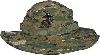 USMC Digital Woodland MARPAT (Marine Pattern) Boonie HAT Field Cover USMC Issue