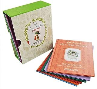 Beatrix Potter Peter Rabbit Library 10 Book Box Set Pack