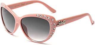 Kids AGE 6-14 Rhinestone Cat Eye Sunglasses