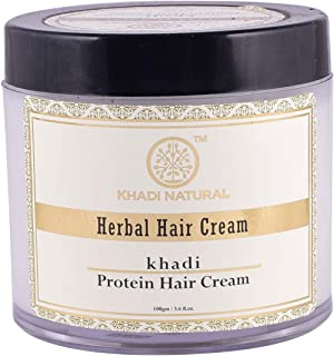 Khadi Natural Herbal Protein Hair Cream, 100g