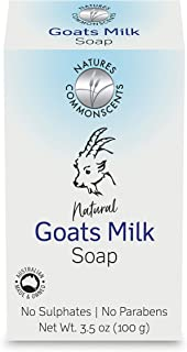 Natures Commonscents Goats Milk Soap, 100 g