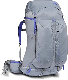 The North Face Women's Banchee 65 Pack (MD/LG, Mid Grey/Amparo Blue)