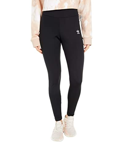 adidas Originals High-waisted Tights (Black) Women