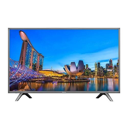 Hisense H60NEC5605 151 cm (60 Zoll) Fernseher (Ultra HD, HDR, Triple Tuner, Smart TV)