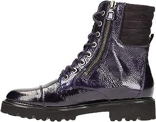 Gabor Fashion laarzen in grote maten blauw 31.802.96 grote damesschoenen