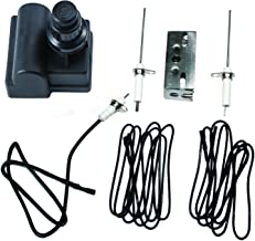 UNICOOK Grill Igniter, Universal Electronic Ignitor Kit for Gas Grills, Grill Igniter Replacement Parts, Easy to Install and Use