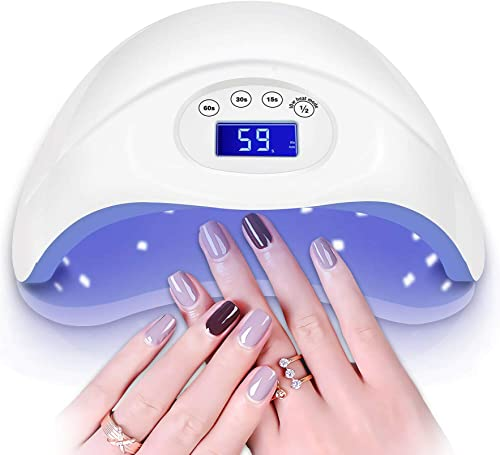 discount netuera sale Nail Lamp for Gel Nail Polish Curing Nail Lamp Dryer UV LED for All Polish high quality 48W sale