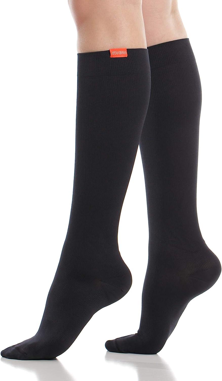 Super beauty product restock quality top VIM VIGR Cotton 15-20 mmHg Max 48% OFF for Socks Compression Women Men