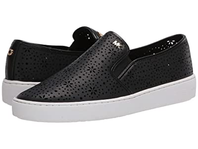 MICHAEL Michael Kors Kane Slip-On (Black) Women