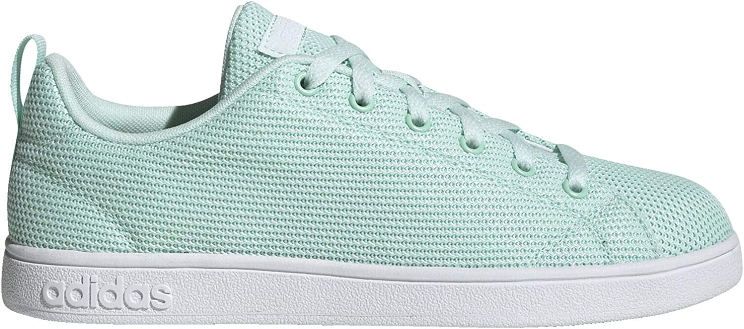 adidas Womens Vs Advantage Cl Lace Up Sneakers Shoes Casual - Green