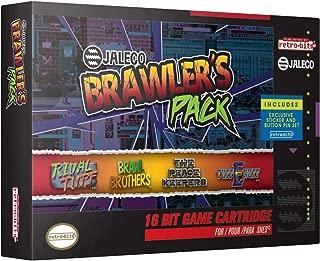 jaleco brawler's pack