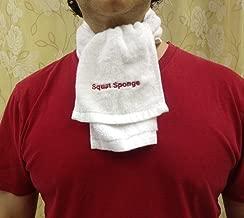 Squat Sponge Runners Neck Towel Scarf