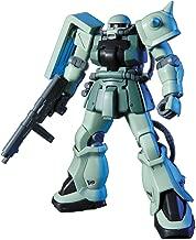 Bandai Hobby #105 MS-06F-2 ZAKU II F2 Zeon Ver. Bandai HGUC Action Figure
