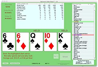 video poker for mac