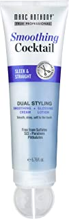 Marc Anthony True Professional Sleek & Straight Smoothing Cocktail, 6.8 Ounces
