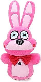 7'' FNAF Sister Locations - Bonnet Plush Toys | Five Nights Freddy's Plush: Springtrap, Foxy, Bonnie, RABIT | Kids Doll, G...