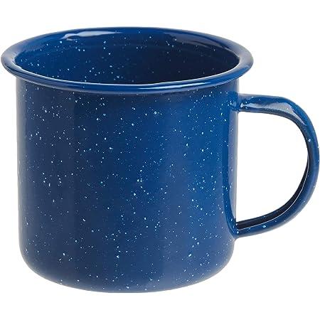 Coleman 10 Ounce Enamelware Coffee Mug (Blue)
