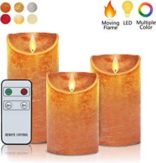 ge battery operated candles