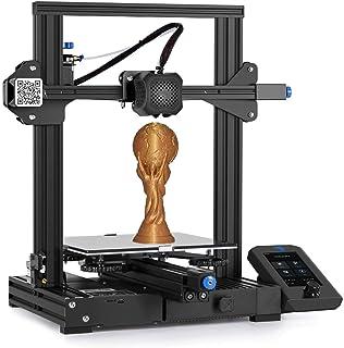 3 idea Imagine Create Print Creality Ender 3 V2 ORIGINAL Upgraded Version 3D Printer | TMC2208 | Resume Printing | Beginne...