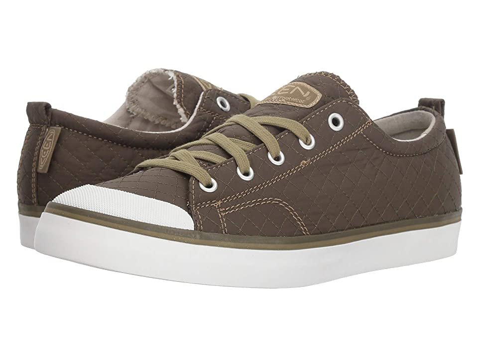 Keen Elsa II Sneaker Quilted (Martini Olive) Women 545a02f3d