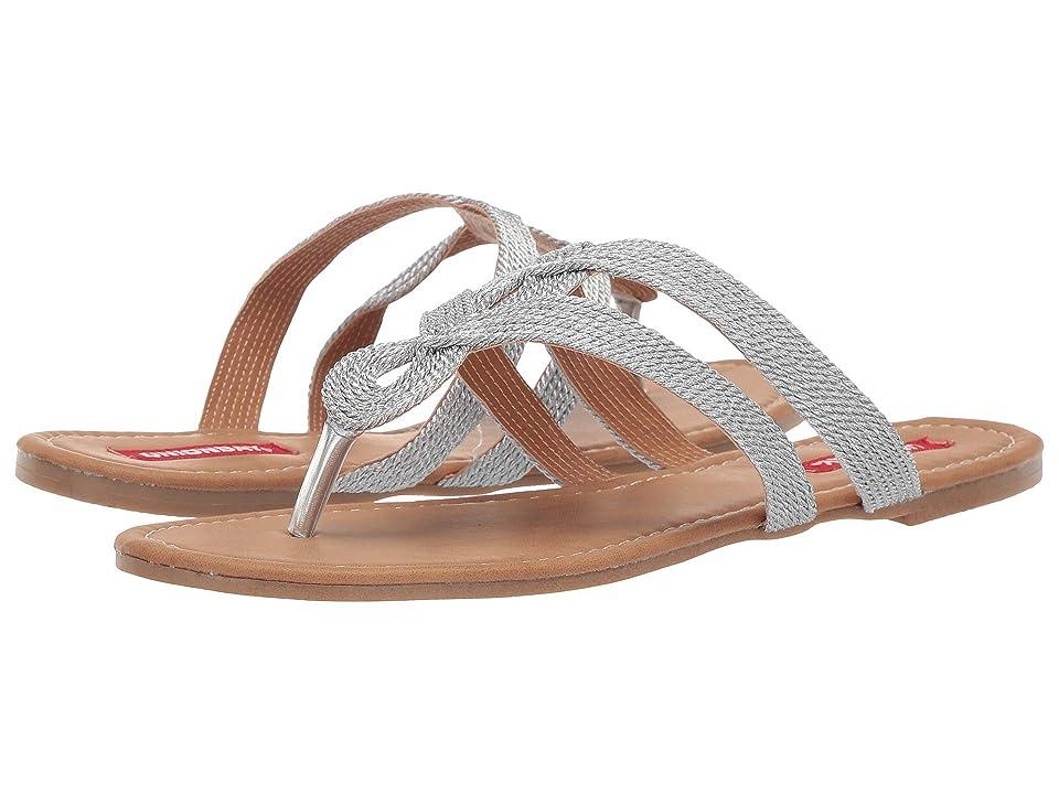 UNIONBAY Blair (Silver) High Heels