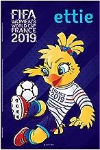 FIFA Women's World Cup 2019   Official Mascot Poster   Ettie