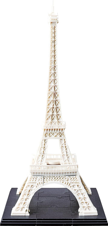 Ensky 47 Pieces Kumukum Puzzle Paint Eiffel Tower (japan import)