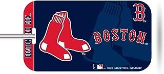 Boston Red Sox Plastic Luggage Tag Bag Identification Baseball
