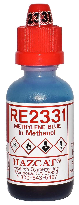 Perchlorate Over item handling ☆ Test Solution - in Regular store MeOH Blue Methylene
