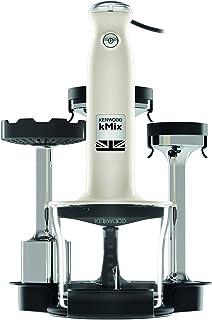 Kenwood kMix Hand Blender, 0.5 Liter, 800 Watts, White, HDX754WH